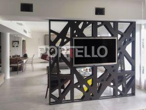 Biombo Pet Mentha Portello Dock TV