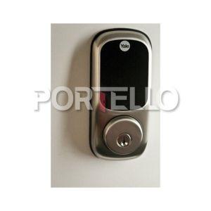 Yale Fechadura Digital YDR221 Senha Chave Touchscreen