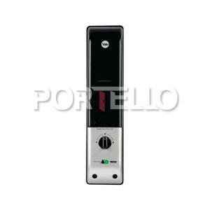 Yale Fechadura Digital YDM4109 Biometrica Verso