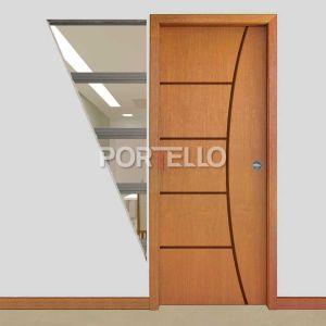 Porta Eclisse Embutir ptl 49d