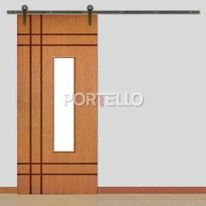 Porta Correr Roldana Aparente ptl 510 vd