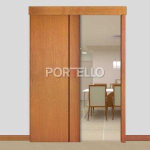 Porta Correr Trave L PTL61