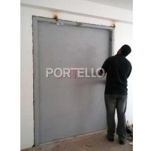 Porta Seguranca Blindada Servico
