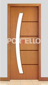 Porta ptl 48 vidro curvo