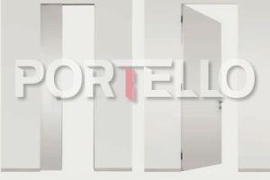 Syntesis Collection   Porta de Correr e Porta de Giro